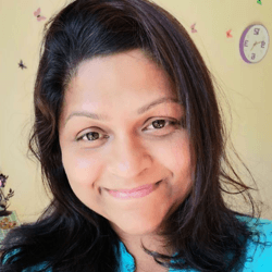 Darshana Patel Intern