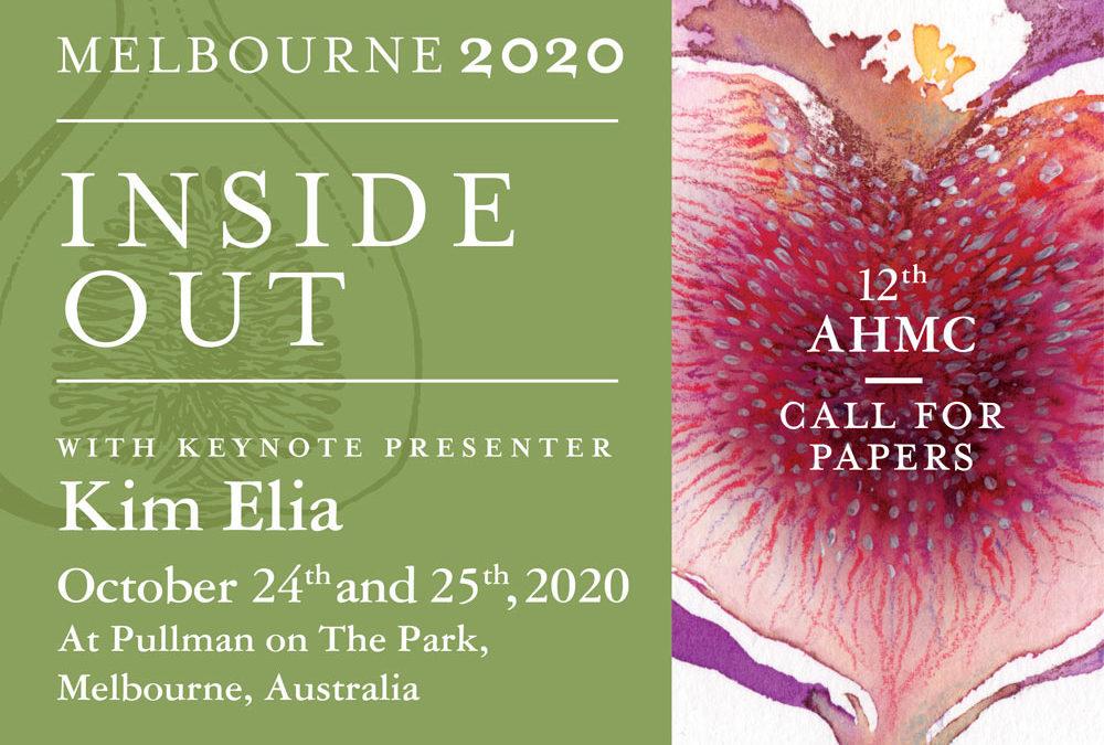 Bi-annual conference Melbourne 2020