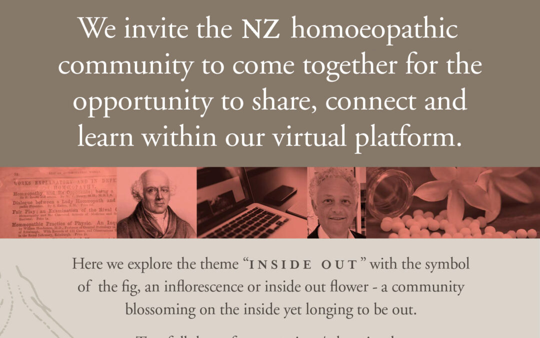 New Date for Australian Homeopathic Conference
